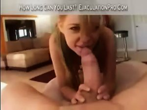 Blonde Teen Petite POV Part1 - Very Sexy